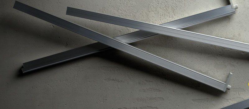Алюминиевые распорки и усилители