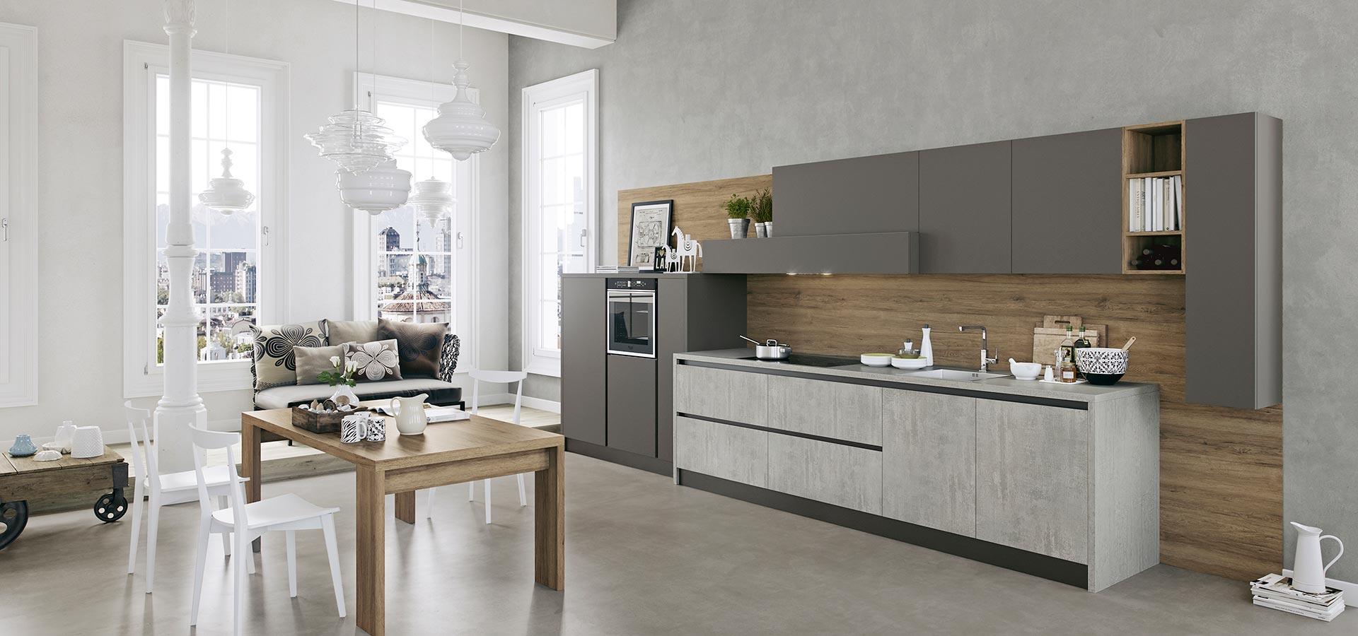 KALI — modern kitchen | ARREDO3