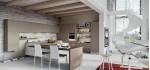 LUNA Современные кухни ARREDO3