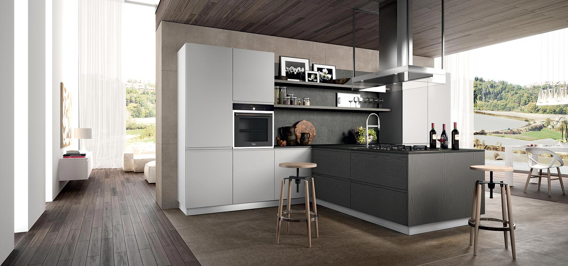 WEGA — modern kitchen   ARREDO3