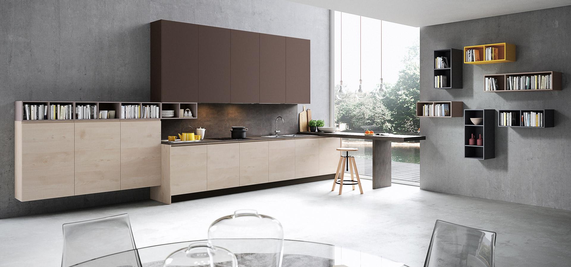WEGA — modern kitchen | ARREDO3