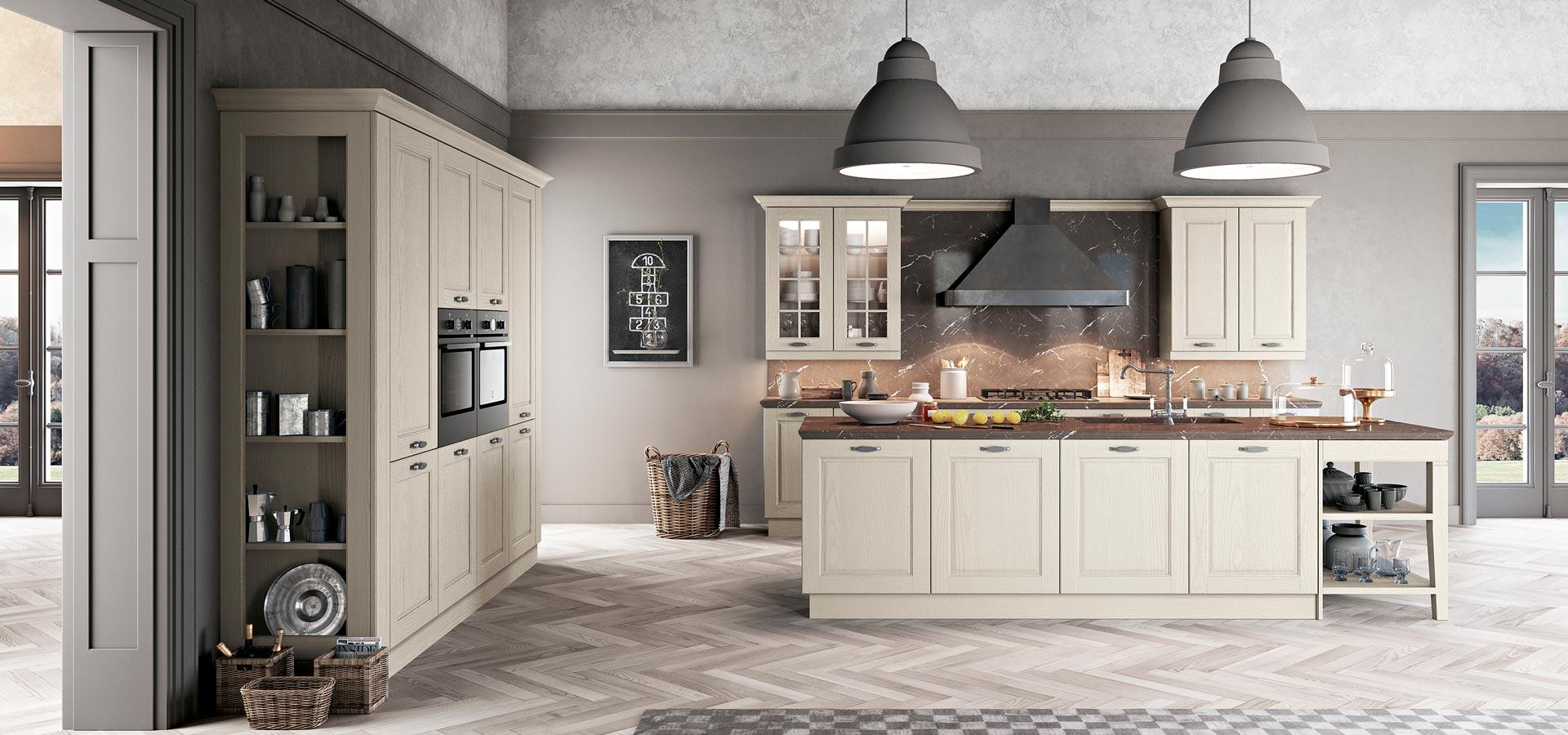 ASOLO — classical kitchen | ARREDO3