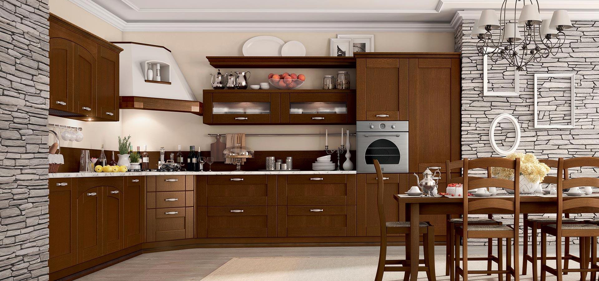 AGNESE Классические кухни ARREDO3