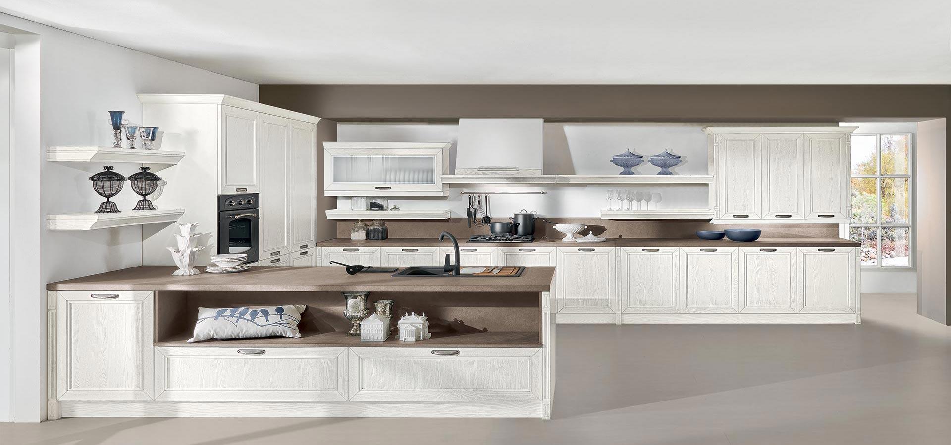 Opera classical kitchen arredo3 for Cucine classiche arredo 3