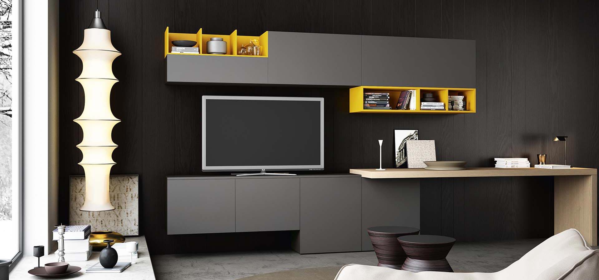 KALI 15 — living room, TV-stand | ARREDO3