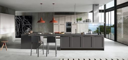 FRAME Современные кухни ARREDO3