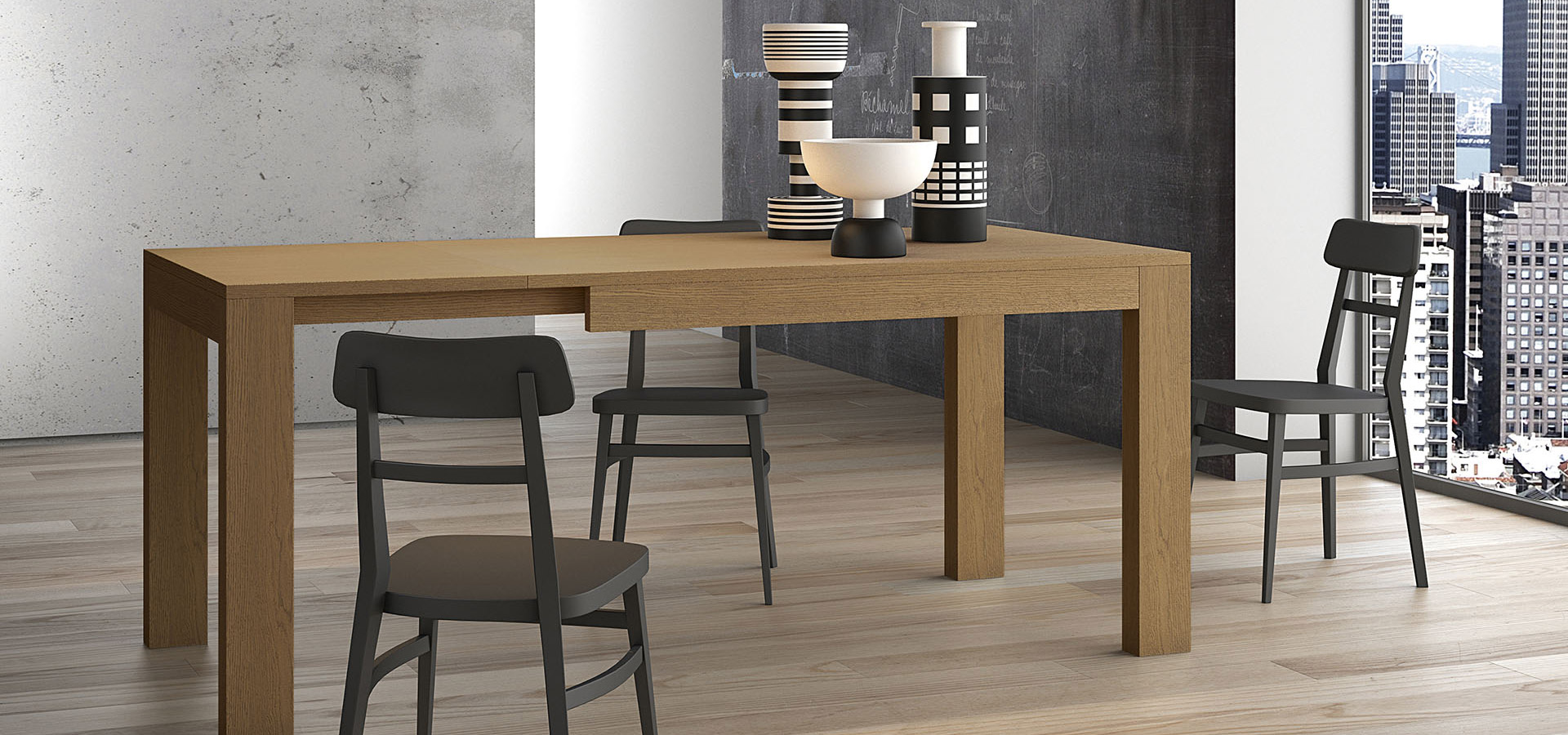 Ares tavolo dining table arredo3 for Tavolo e sedie moderne