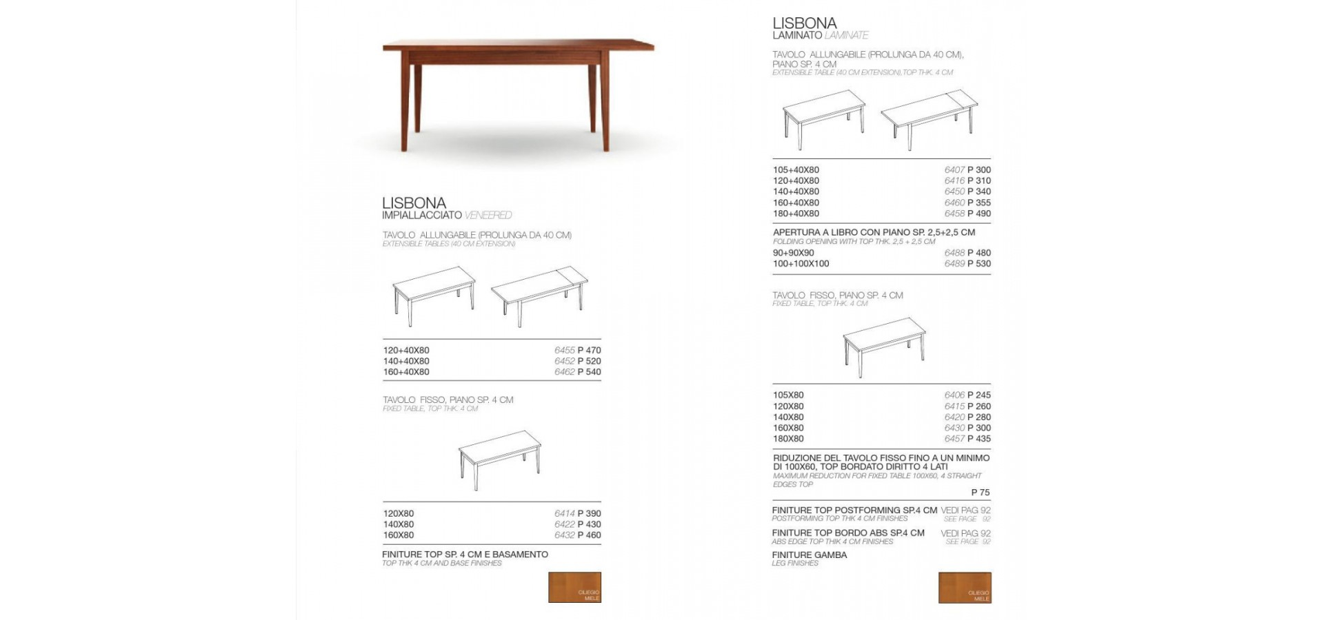 Lisbona tavolo dining table arredo3 lisbona tavolo ccuart Image collections