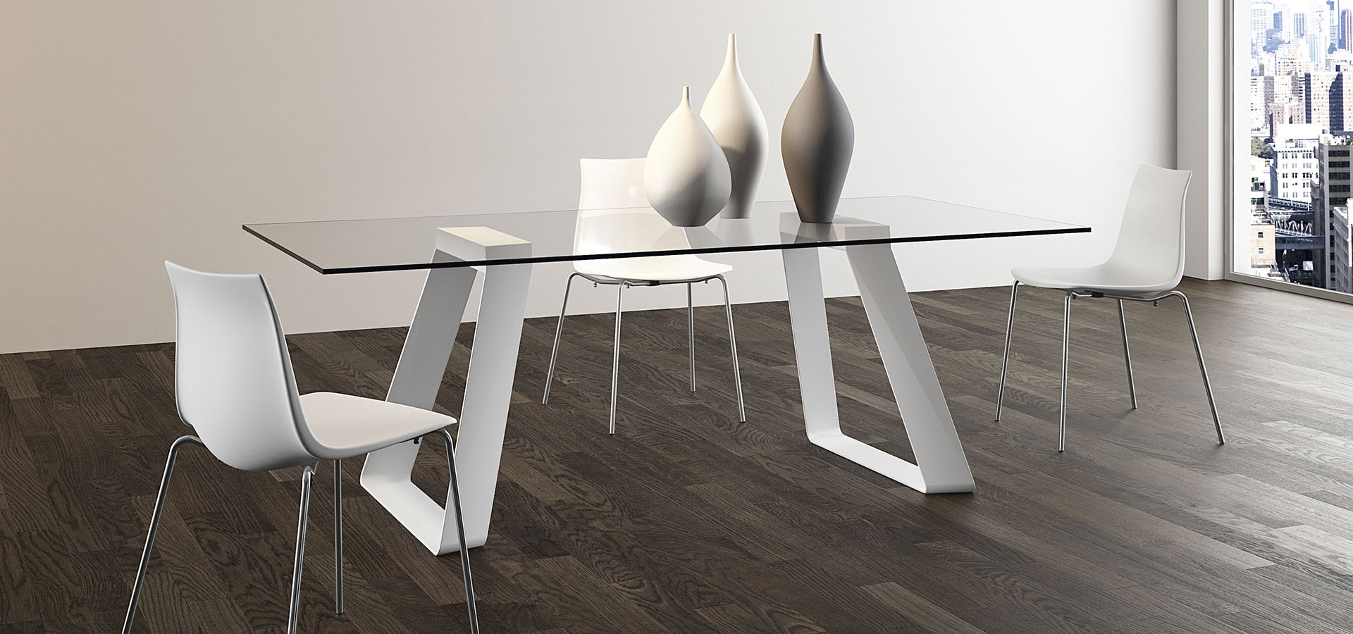 LIVERPOOL Tavolo Dining Table