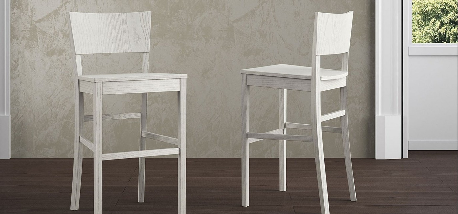 Итальянский стул Барный стул 492 | Стул Барный стул 492 ARREDO3