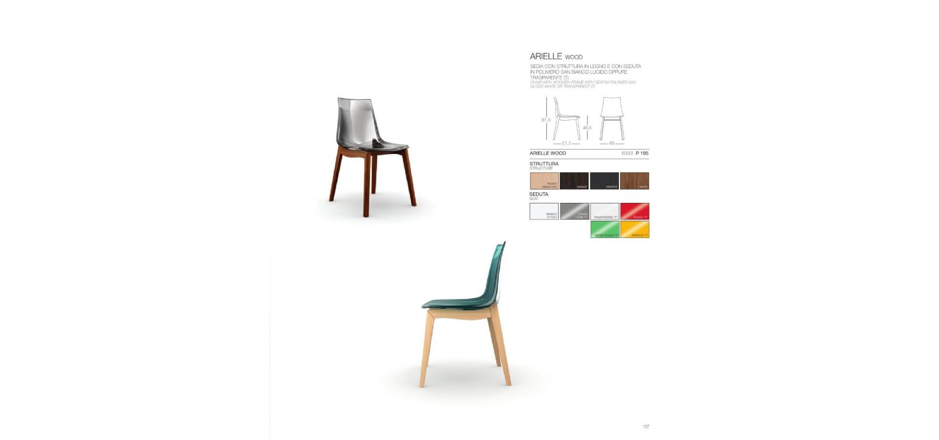 Arredo3 catalogue for Arredo 3 wood