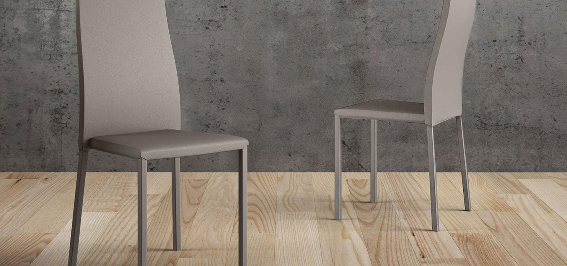 Итальянский стул Стул Melodie белый | ARREDO3