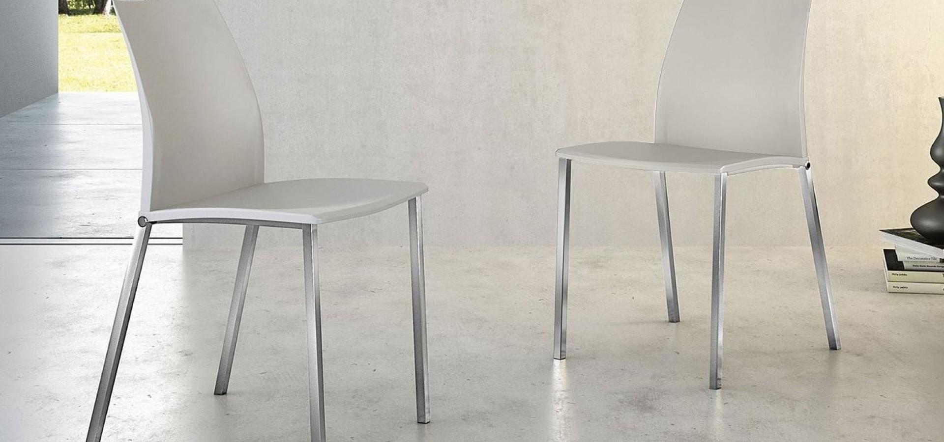 Итальянский стул Стул Zara белый | ARREDO3