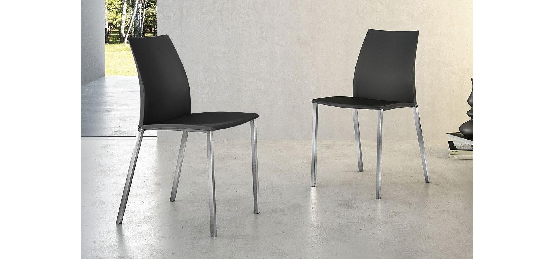 Итальянский стул Стул Zara черный | ARREDO3
