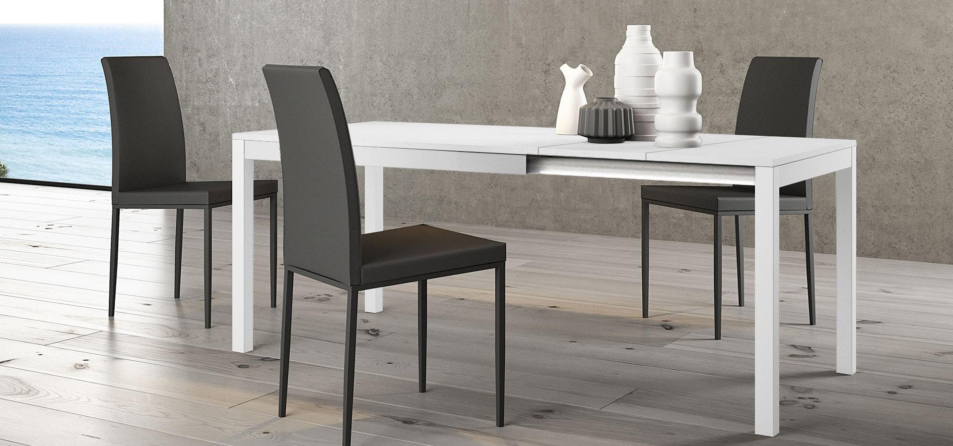 Итальянский стол MATRIX 160 белый | ARREDO3