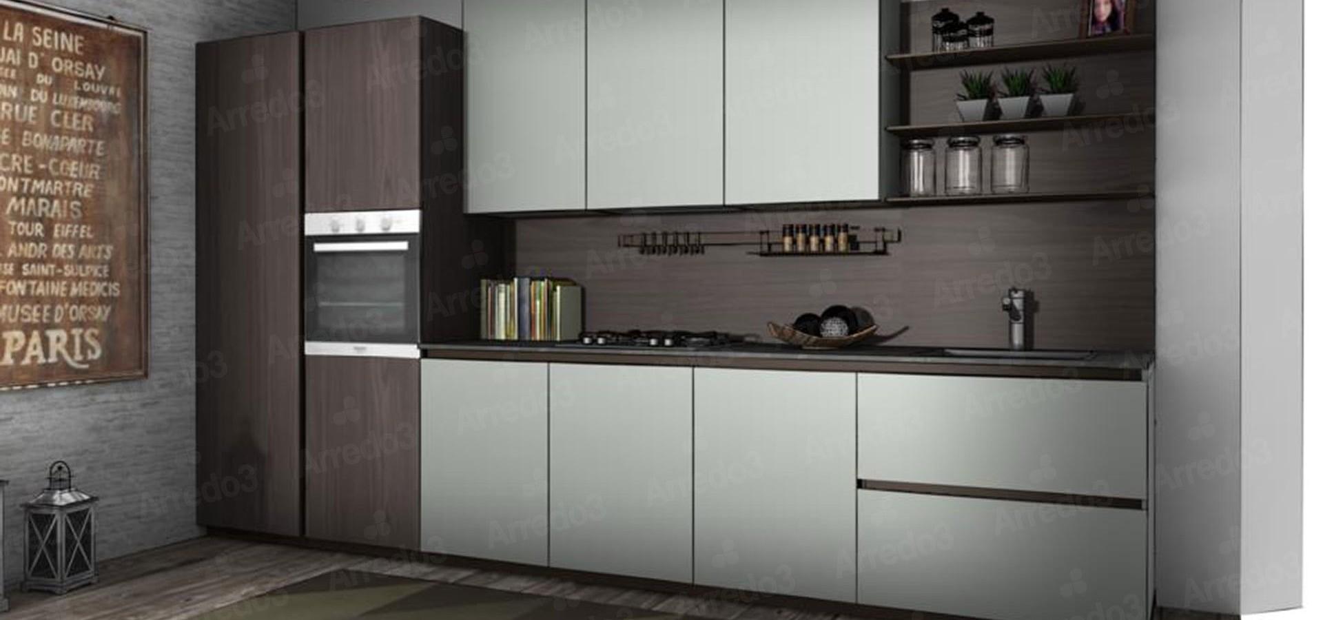 Итальянская Кухня KALI LM04 | Цена на Кухня KALI LM04 ARREDO3