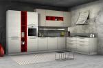 Итальянская КухняCLOE AM06   Цена на КухняCLOE AM06 ARREDO3