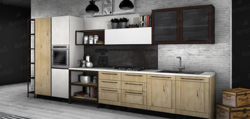 Кухня ASIA LM16