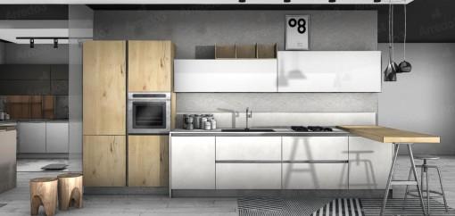Кухня CLOE LM14
