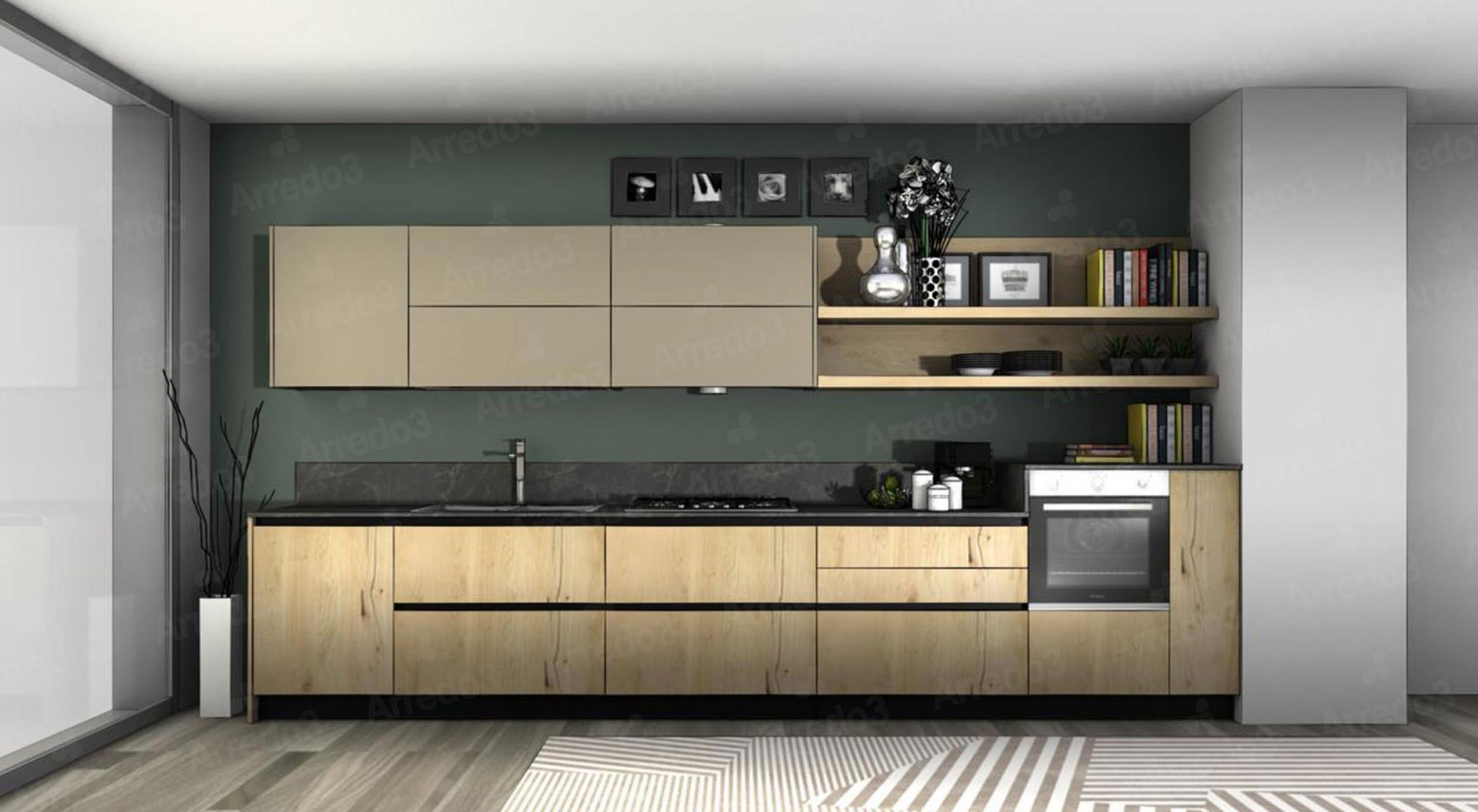 Итальянская Кухня CLOE LM15   Цена на Кухня CLOE LM15 ARREDO3
