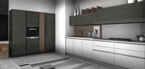 Кухня KALI LM13