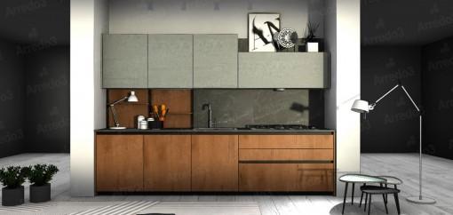 Кухня ZETASEI LM06