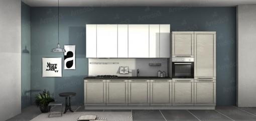 Кухня FRAME LM11