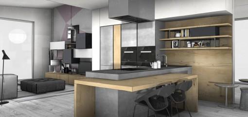 Кухня TIME IM03