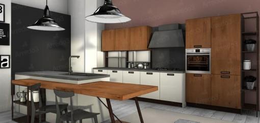 Кухня TIME IM06