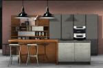 Итальянская Кухня GLASS IM08 | Цена на Кухня GLASS IM08 ARREDO3