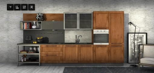 Кухня FACTORY LM21