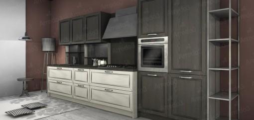 Кухня ITACA LM23