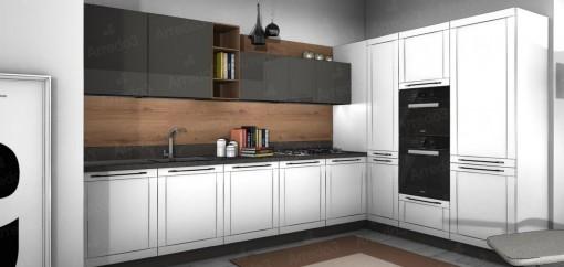 Кухня FRAME AM15