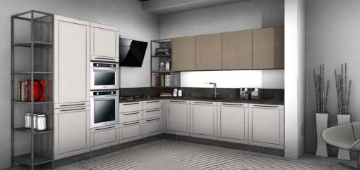 Кухня FRAME AM17