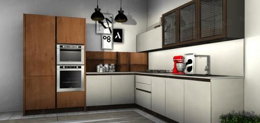 Кухня FACTORY AM19
