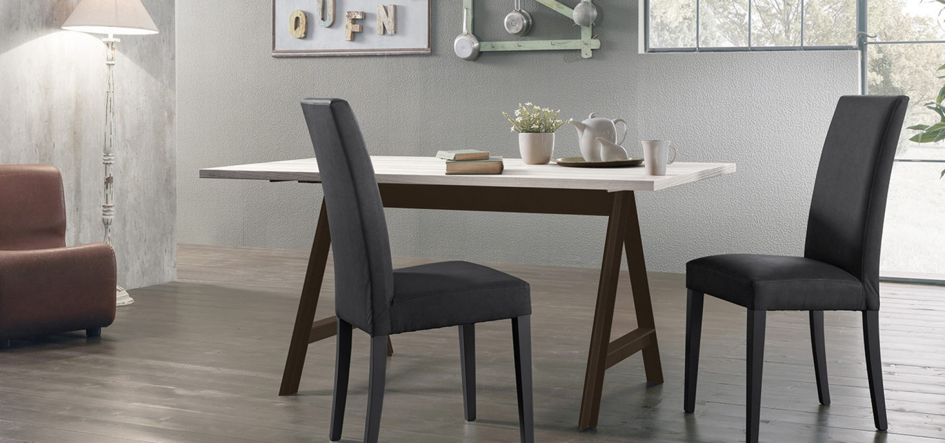 Итальянский стол FLY tavolo |
