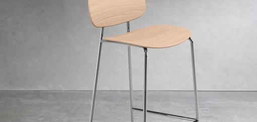 Барный стул LISA L