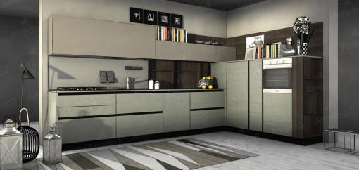 Кухня KALI AM27