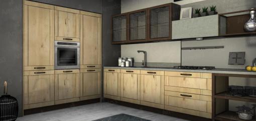 Кухня ASIA AM25