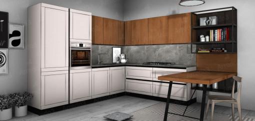 Кухня FRAME AM24
