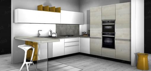 Кухня WEGA AM22