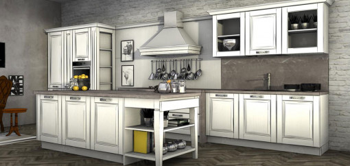 Кухня ASOLO IC01