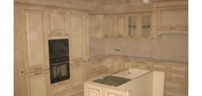 Кухня Viktoria Magnolia Oro