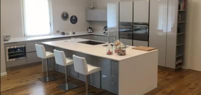 Кухня Glass Nebbia