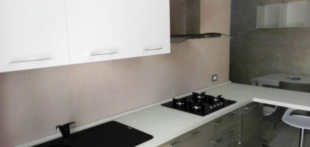 Кухня Time Grigio Bianco