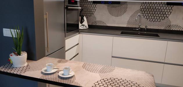 Кухня Kali Linea Bianco Decor