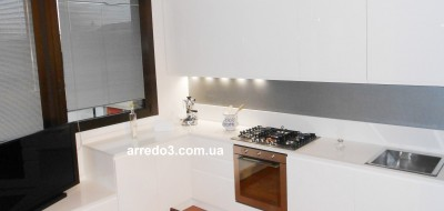 Кухня WEGA Bianco Одесса