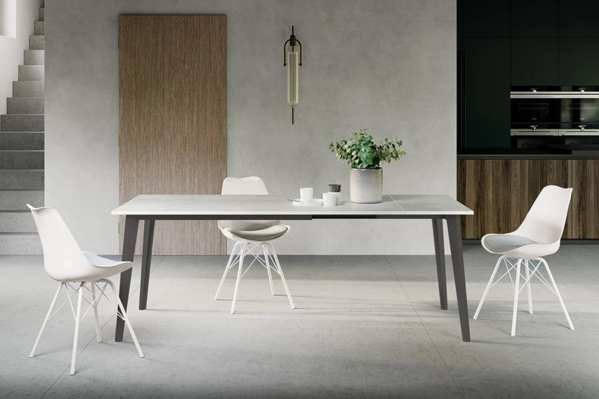 Итальянские столы и стулья в современном стиле от Arredo3