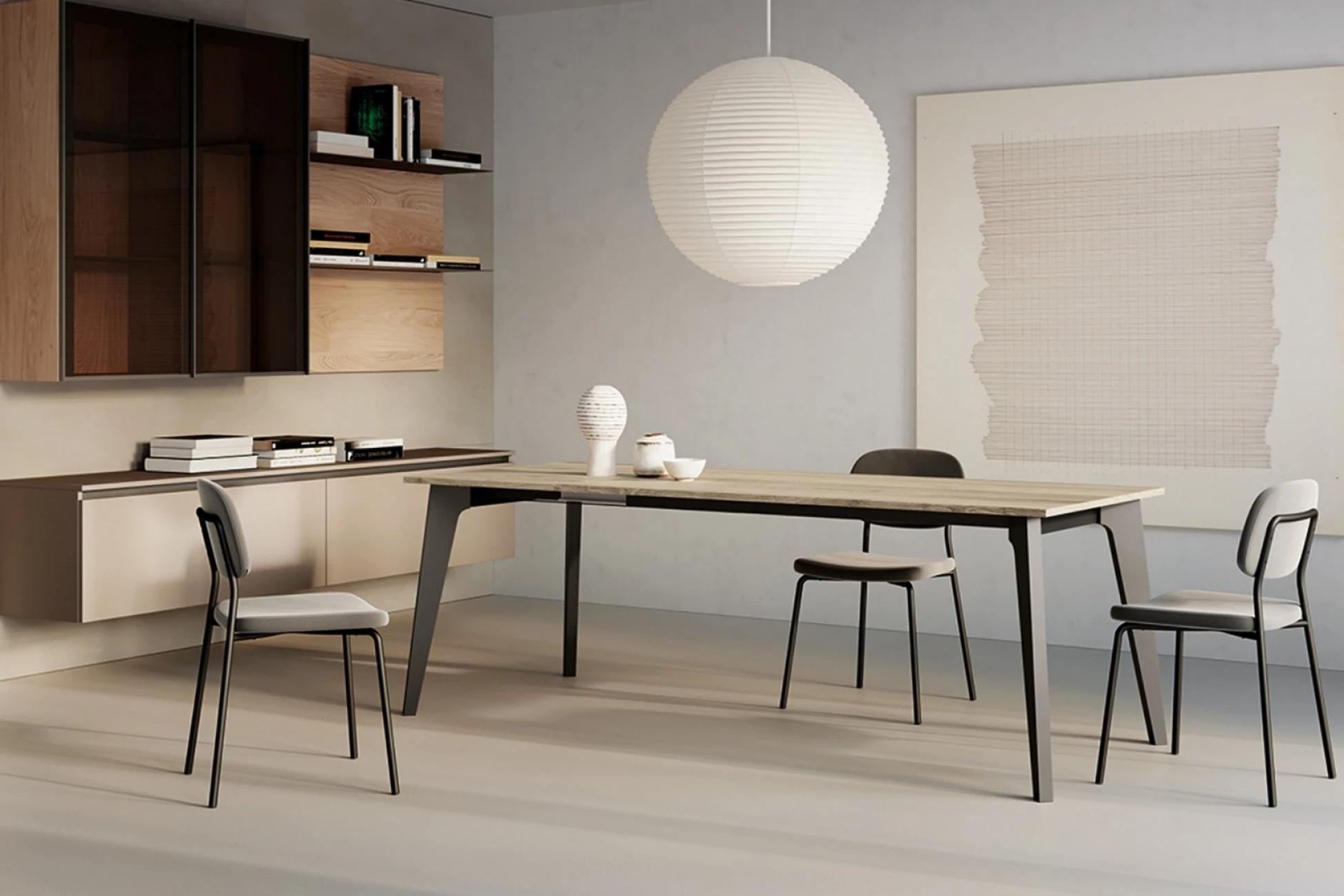 Прямоугольный Стол RUBENS итальянского производства от Arredo3
