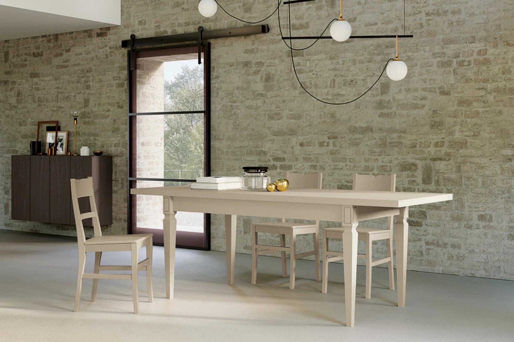 Прямоугольный Стол COLONIA итальянского производства от Arredo3
